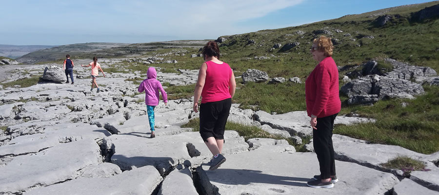 fanore holiday cottages co. clare