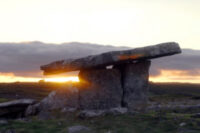 fanore holiday cottages burren mountain